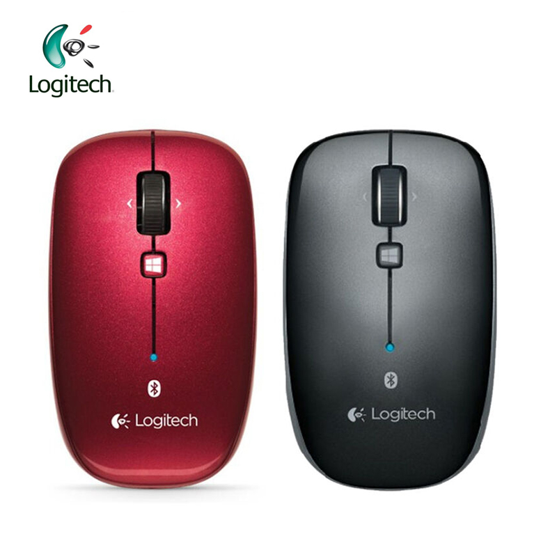 Logitech M557 Bluetooth Wireless Mouse with Ergonomic Mice 1000 DPI 2.4Ghz Wireless for PC Official Agency Test Support цена
