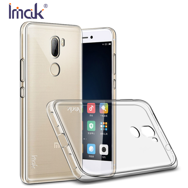low priced aff1d 82d4d US $2.91 15% OFF|Original IMAK for Xiaomi Mi5S Plus Case Cover Transparent  Clear Ultra Slim Soft Silicon Case for Xiaomi Mi 5S Plus Back Cover-in ...