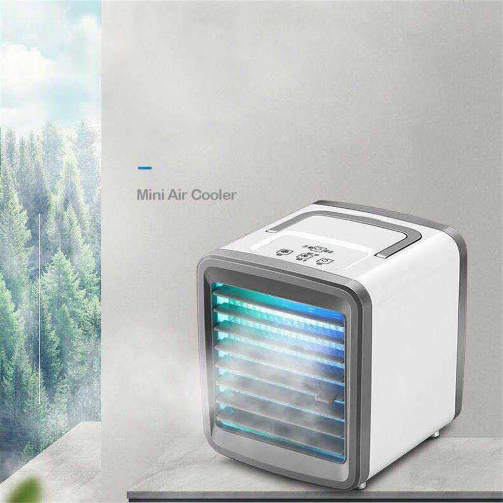 HIPERDEAL الشخصية لتنقية الهواء USB شحن مكيف الهواء مروحة البسيطة ثلاجة محمولة مبرد الهواء نانو مروحة 19Jul03