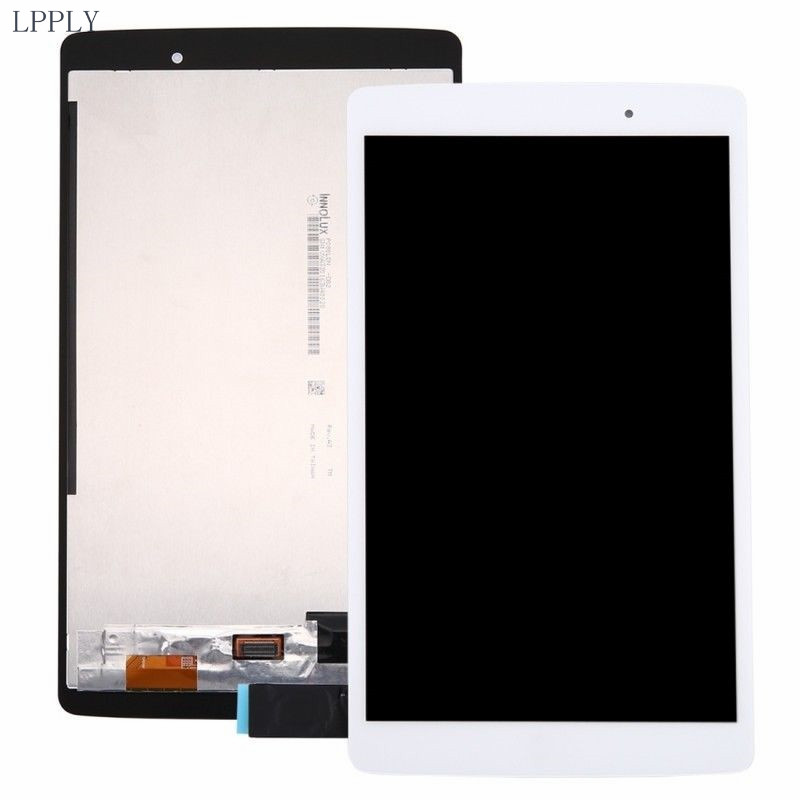 LPPLY LCD assembly For LG G PAD X 8.0 V520 V521 LCD Display Touch Screen Digitizer Glass original new lcd display touch screen digitizer assembly for lg g pad 8 3 v500 wifi replacement