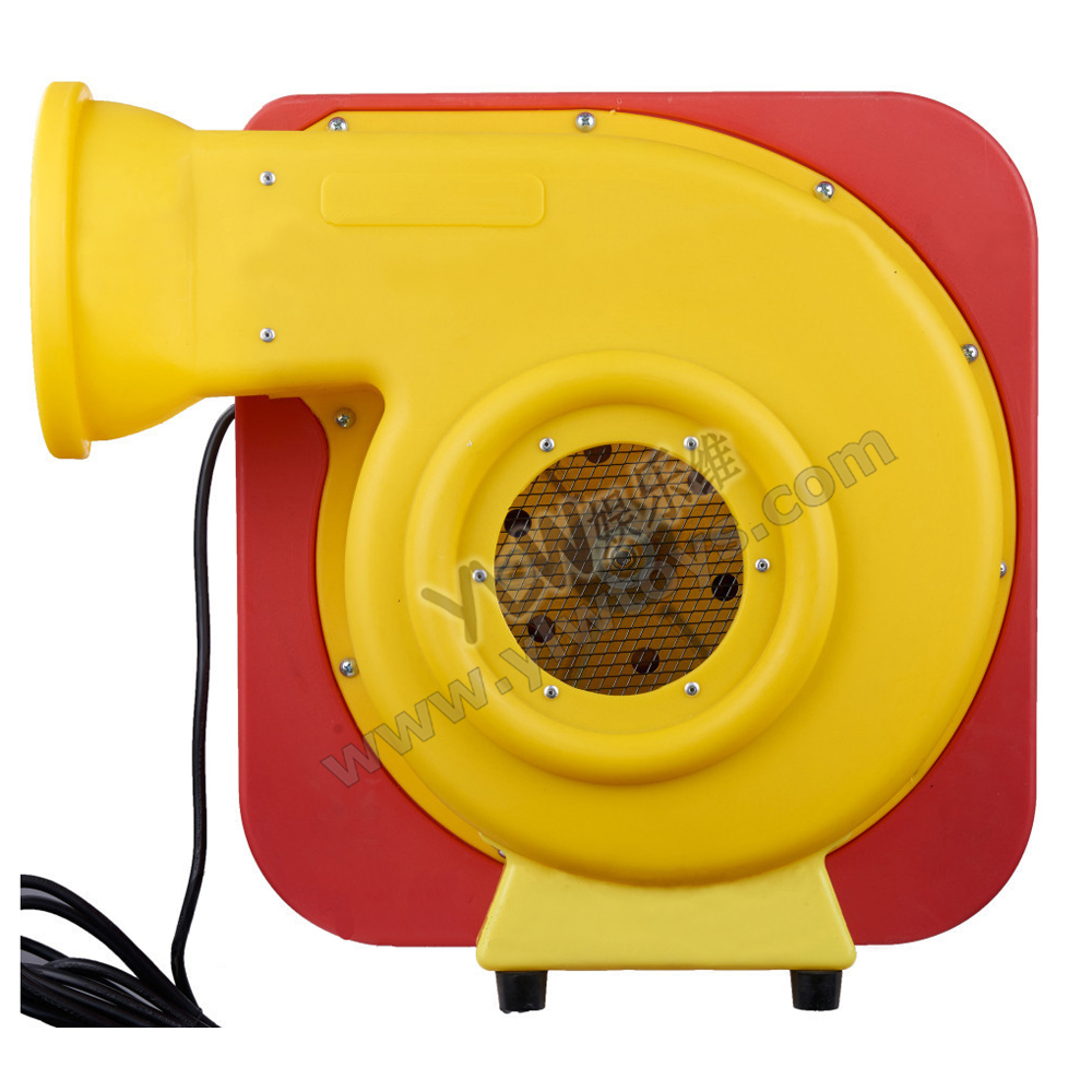 Hot Sell strong Electric Air Blower,2HP Fan for Commercial Inflatable bouncer/ Slide/Castle with CE/UL 1500W