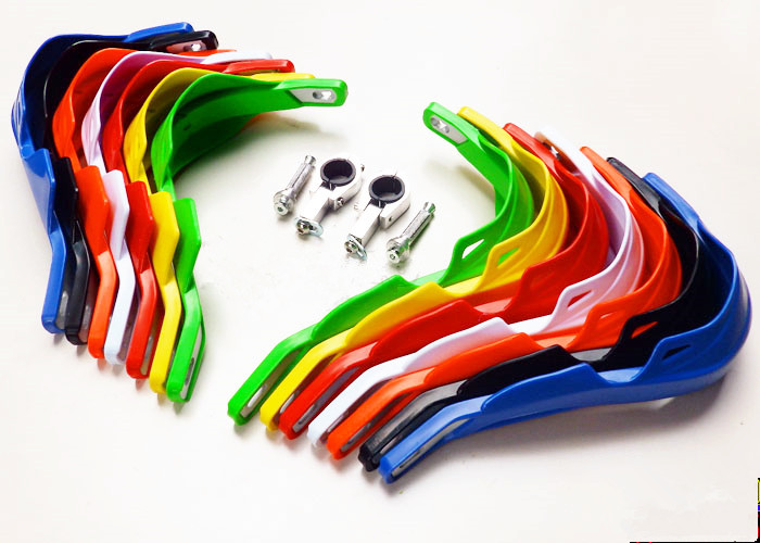 Off Road Motorcycle Handguard Modified Handguard 22mm Aluminum Bow Guards Bow Windshield Non Variable Guard