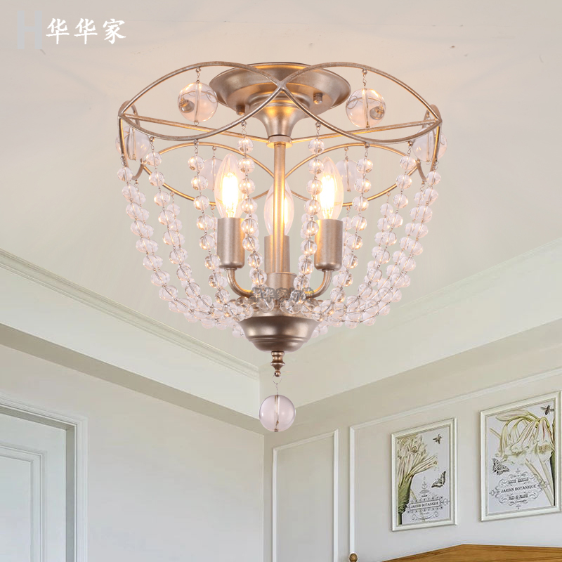 Crystal Chandelier Quality Types: Modern Crystal Chandelier Crystal Lamps High Quality LED