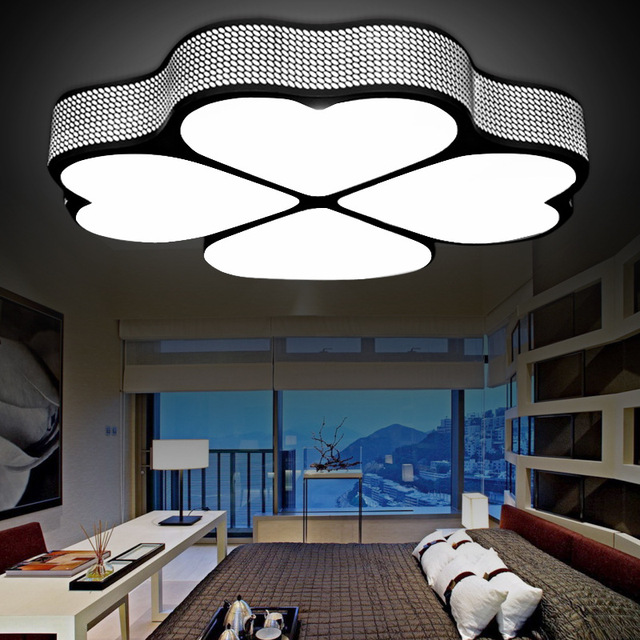 Moderne Led Decken Clover Gemutliches Schlafzimmer Lampe Restaurant