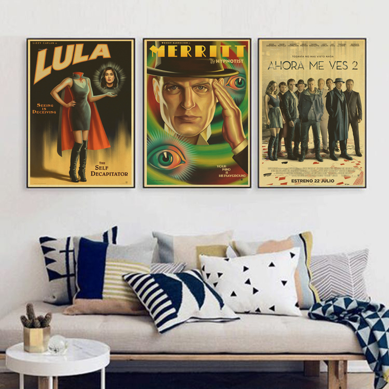 ретро постеры в интерьере имеет музыкальное образование