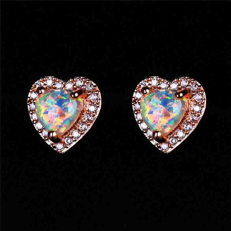 Rose Gold Opal