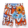 New Arrival Cotton Man Cosplay Cartoon Costume Short Pants Lovers High Quality Fashion Style Beach Shorts