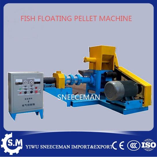 200 250 кг/ч используются китайские плавающие гранулы для кормления рыб машинная мельница с CE фермы животных еда машина для производства брике