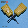 Single Flute Cutters, Solid Carbide Cutting Tools, Woodworking Bits, Engraving Carving MDF, PVC Board, Acrylic