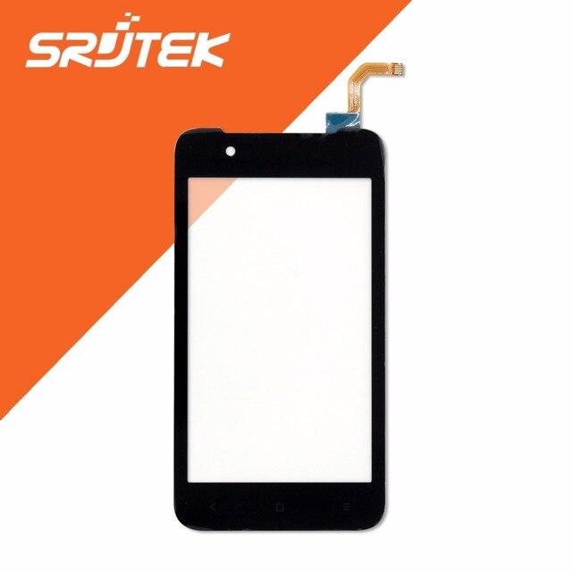 """4.0 """"Для HTC Desire 210 Touch Screen Digitizer Датчик Панель Стеклянный Объектив Бесплатная Доставка"""