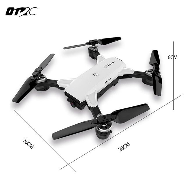 OTRC T-20 Drones with camera hd WIFI FPV With 2MP Wide Angle Camera High Hold Mode Foldable Arm RC Quadcopter RTF Selfie Drone