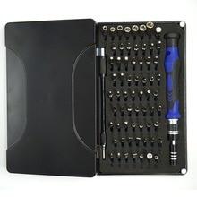 64 in 1 Portable Multifunction Mobile Phone Repair Screwdrivers