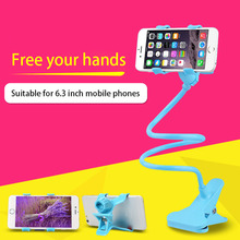 Universal Mobile Phone Holder Flexible Long arm Lazy Tablet For iPhone Xiaomi Huawei Samsung