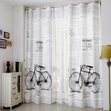 3d para janela cortinas