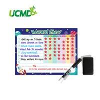 Fridge Magnets Magnetic To Do List Dry Erase Board Calendar Removable Drawing Planner Board Fridge Schedule Magnet Sticker