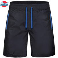 SeaSunLand Beach Men S Shorts Leisure Sea Men Board Shorts Fast Dry Elastic Waist Shorts Activewear