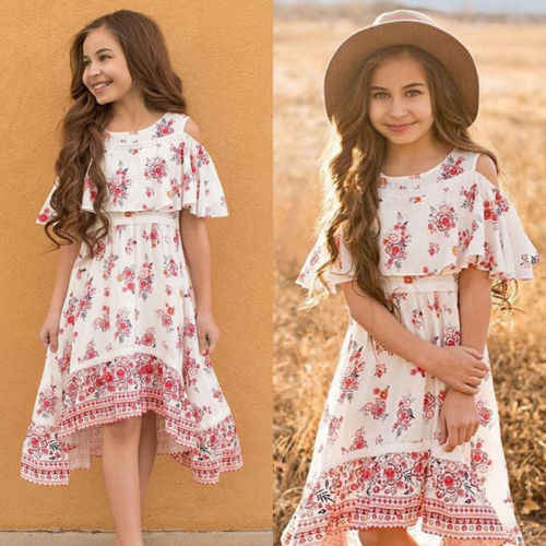 3a5e762892983 Detail Feedback Questions about Princess Summer Boho Dress Floral ...