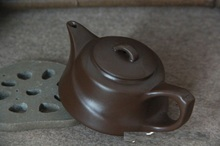Purple clay pot raw ore tea antique