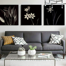 Bianche Wall Late Autumn Light in Full Bloom Flowers Canvas Art Painting Print Poster Picture Wall Home Bedroom Decoration new chinese spring flowers in full bloom painting chandelier coffee carved wood art e27 lamp for corridor