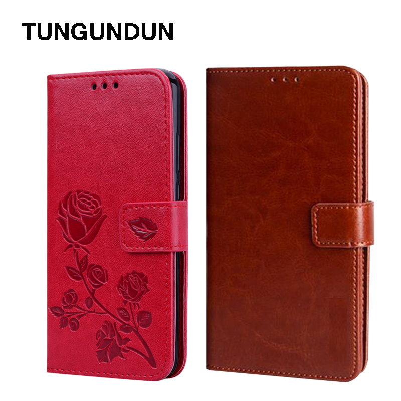<font><b>Alcatel</b></font> 1 1X 1C 2019 <font><b>5008Y</b></font> 5003D Case Protection Stand Style PU Leather Flip Case for <font><b>Alcatel</b></font> 1S Cover Funda Coque image