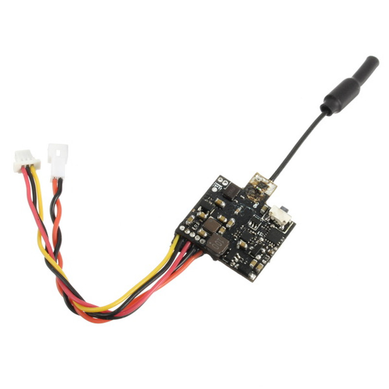 Hohe Qualität Eachine VTX03 Super Mini 5,8G 72CH 0/25 mW/50 mw/200 mW Umschaltbar FPV Sender