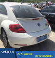 For VW Beetle Spoiler High Quality ABS Material Car Rear Wing Primer Color Rear Spoiler For Volkswagen Beetle Spoiler 2013-2016