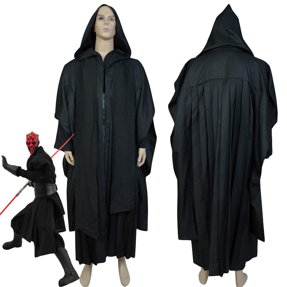 Csillagok háborúja, Sith Lord Darth Maul Cosplay jelmez tunika - Jelmezek