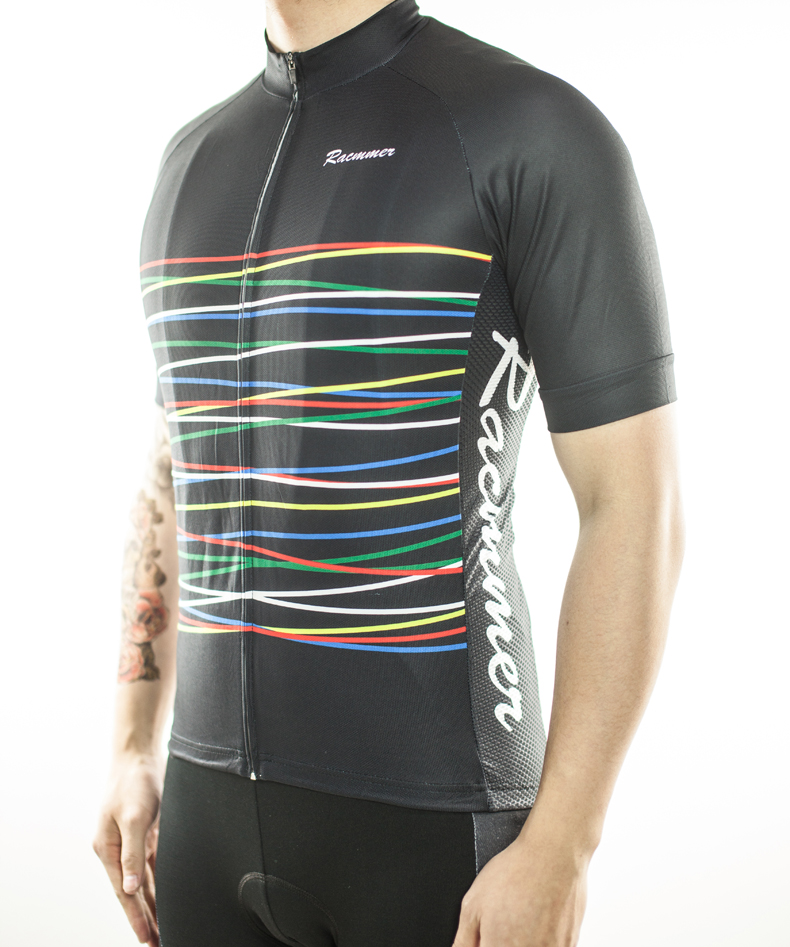 63c76c28e Racmmer 2018 Quick Dry Cycling Jersey Summer Men Mtb Bicycle Short ...