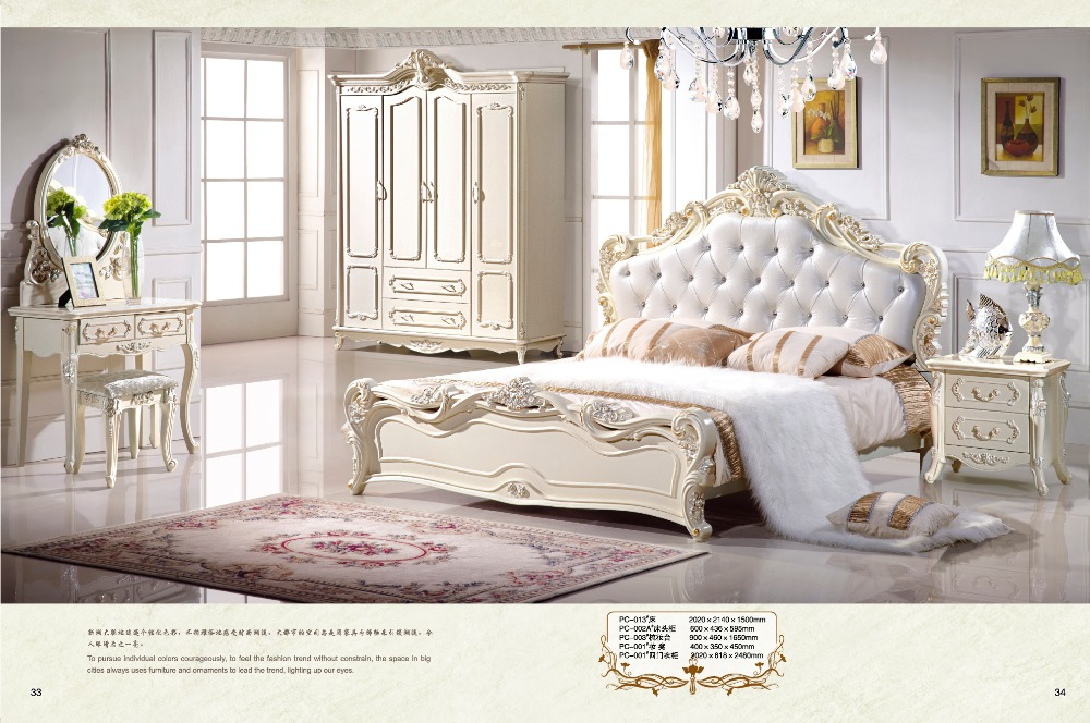 Online Buy Wholesale classic bedroom furniture designs from China