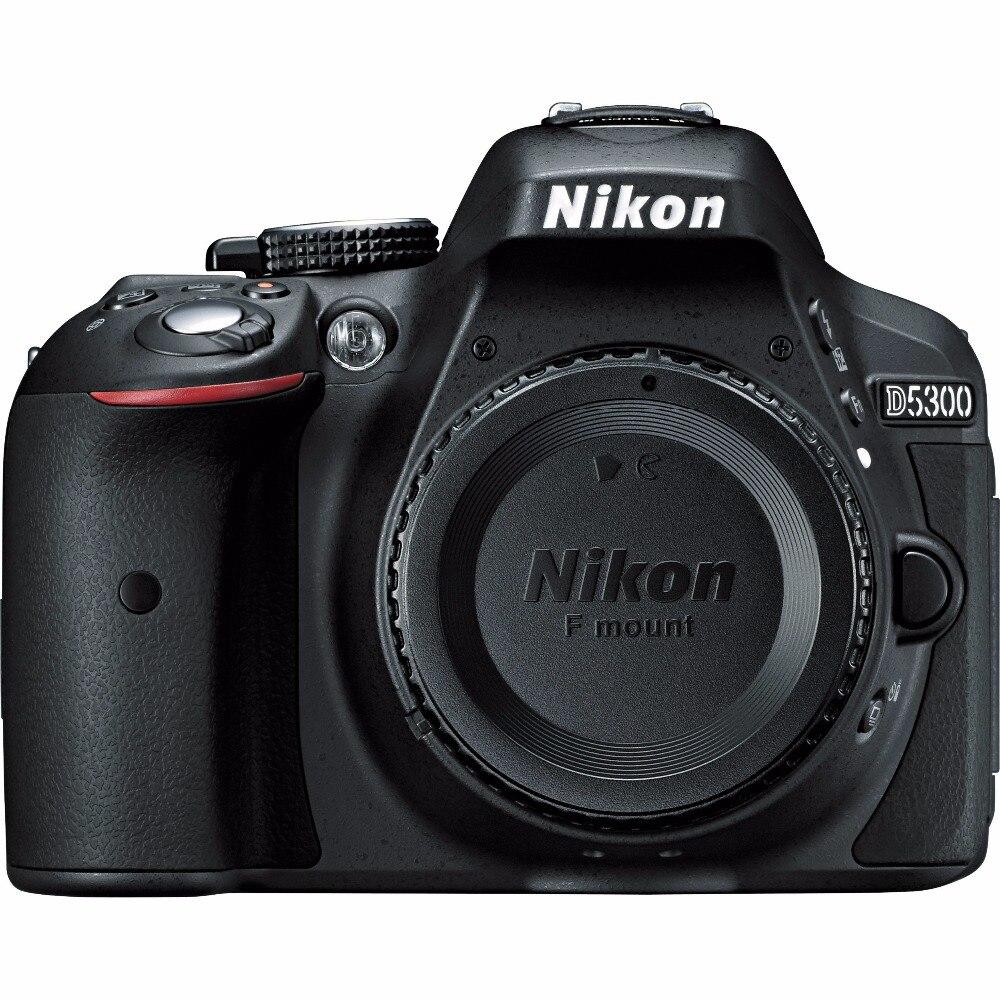 Nikon D5300 DSLR Camera -24.2MP -1080P Video -3.2