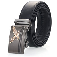 Custom Items For Special Buyers Luxury Leather Mens Belt Black Brown Coffee Waist Genuine Leather