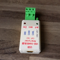 NEW USB2 0 TO CAN RS232 TO CAN Debugger Adapter Cable CAN Bus Analyzer With USB