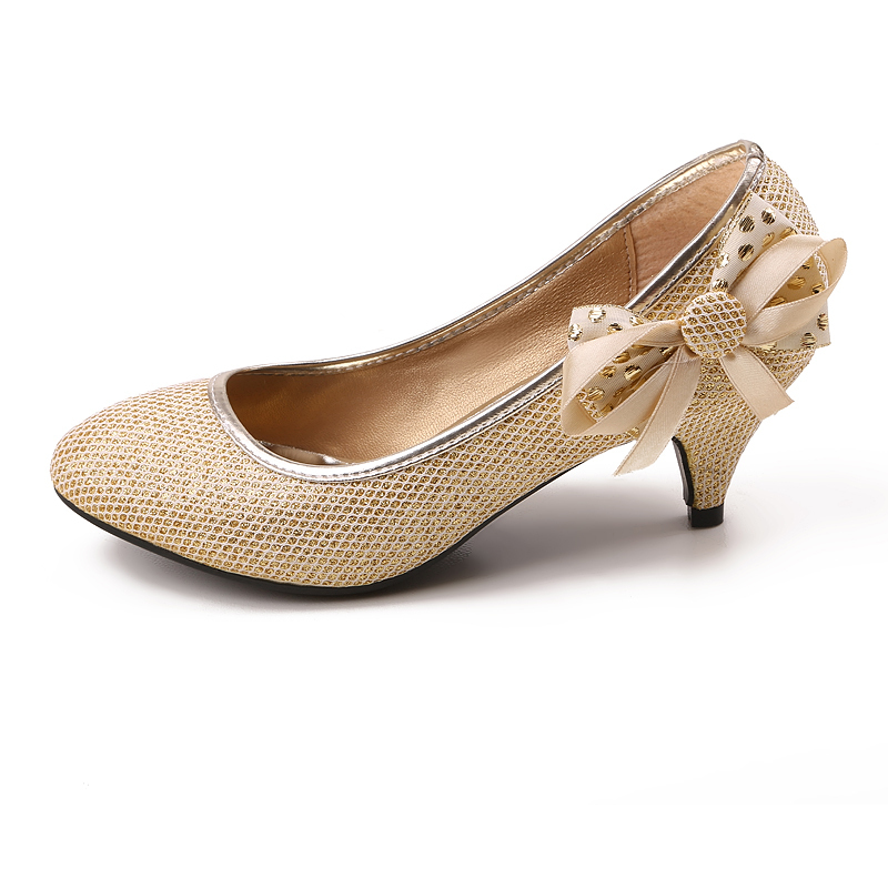 8e338639c7 woman low heel wedding shoes rhinestone crystal butterfly applique ...