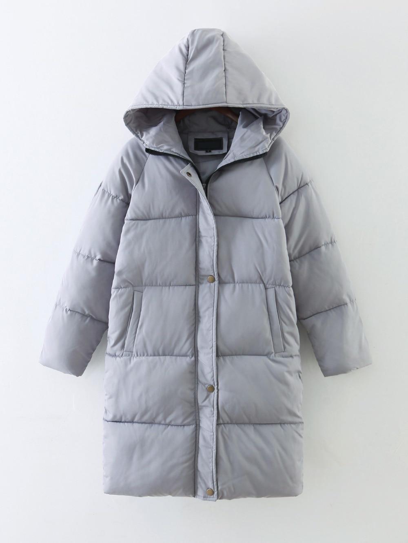Manteau Longue D'hiver Noir Mode Veste Femmes Femelle Outwear Lisa Parkas gris Colly Hiver Pour Coton Manteaux wq404Hg