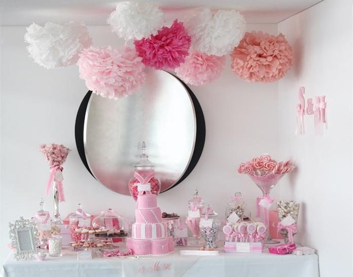 tienda online unidslote cm flores de papel bola flores para navidad ao nuevo boda flores decoracin de la boda flores