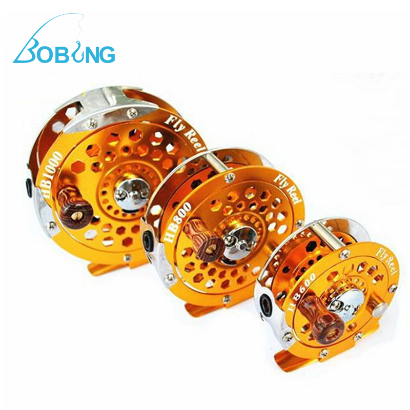 Bobing hot sale removable aluminum alloy fly fish reel fly for Fly fishing reels for sale