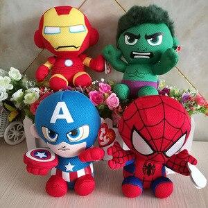 DC Marvel Plush Toys Avengers