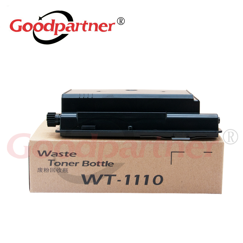 цена на Compatible WT1110 Waste Toner Bottle for Kyocera FS 1040 1041 1060 1060dn 1061 1061dn 1020 1025 1120 WT1110 FS1060 FS1061