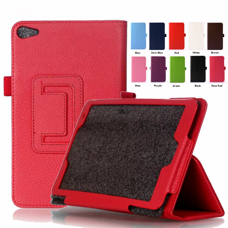 7 Inch Stand Leather Protective Tablet Case Only For Huawei Mediapad M2 Lite 7.0 PLE-703L / T2 7.0 Pro Flip Fashion Cases