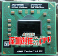 Доставка бесплатно AMD cpu ноутбука Turion ПРОЦЕССОР TL-66 1 М Кэш/2.3 ГГц/Socket S1/Dual-двухъядерный Ноутбук процессора tl66 TL 66
