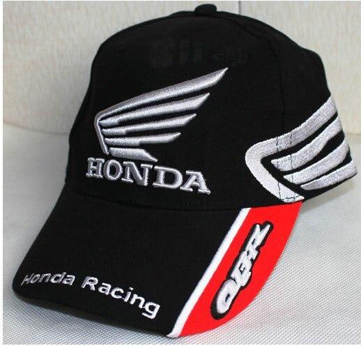 F1 negro gorra de béisbol para honda carreras de motos MOTO GP conductor  equipo caps casquillo a0b68c64b37