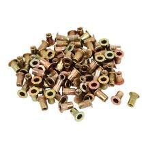 CNIM Hot M3x9mm Countersunk Head Blind Rivet Nuts Rivnuts Nutserts 100pcs