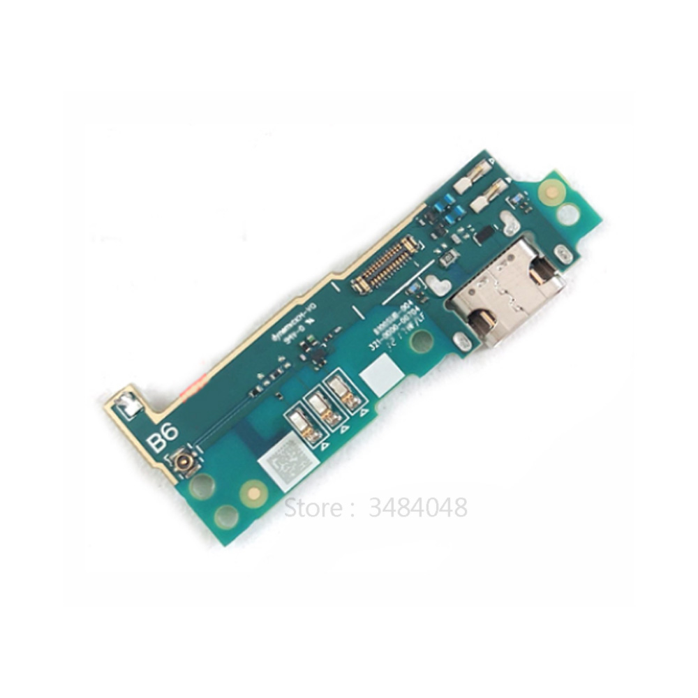 Original <font><b>USB</b></font> Charging Port Flex <font><b>USB</b></font> Charger Connector Board Parts For <font><b>Sony</b></font> Xperia L1 G3311 <font><b>G3312</b></font> G3313 image