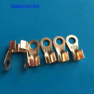 60 Pieces 40A Copper Battery C