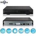 Hiseeu Full HD CCTV 4CH NVR Для рыбий глаз P2 Камера VGA выход HDMI H.264 Сетевой Видеорегистратор Onvif P2P Цифровой видеорегистратор