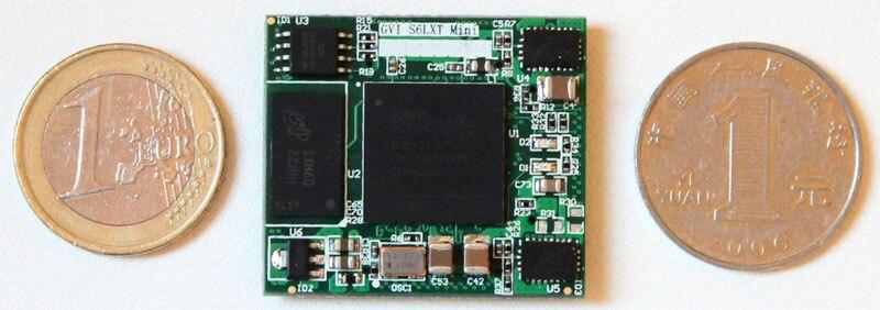 Spartan-6 Ultra-miniature Xilinx Core Board XC6SLX45T 4Gbit DDR3
