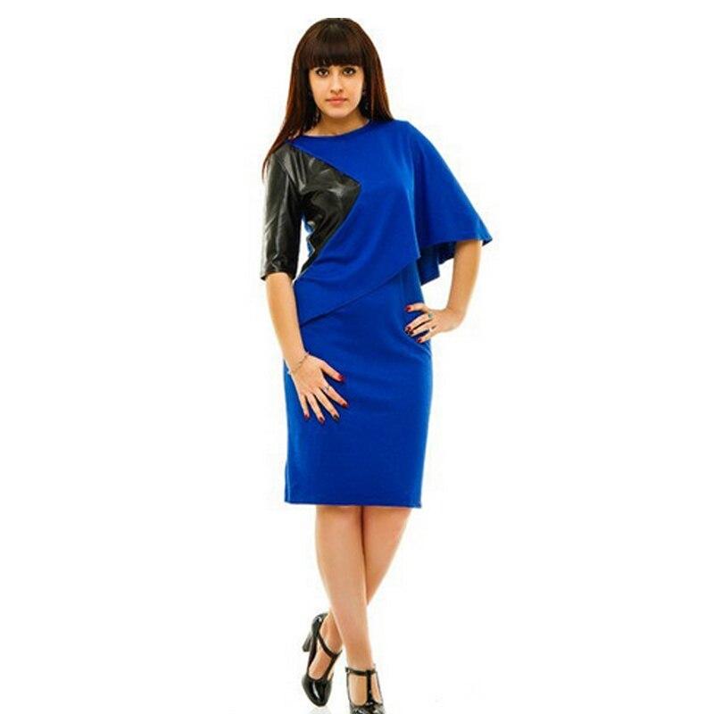 2018 New Designer Women Dress Plus rozmiar 6XL Jesień Vestidos Maxi - Ubrania Damskie - Zdjęcie 1