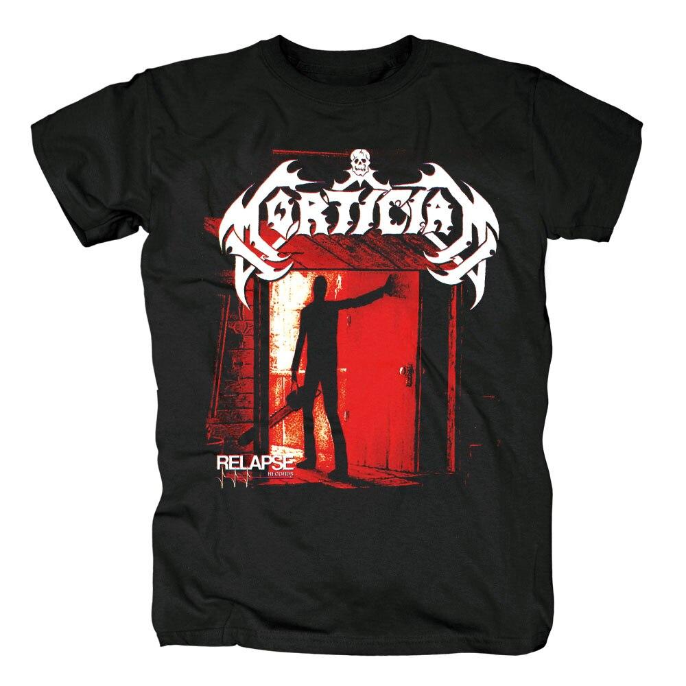 Big Back patch Mortician Brutal Death Metal Grindcore band.