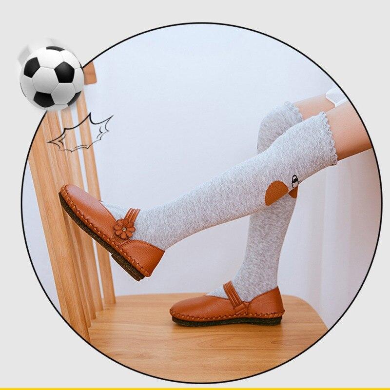 Kids Sokken Knie Hoge Peuter Boot Sok Been Warmer Meisjes Kleding Kinderen Accessoires Kid Voetbal Sokken Wees Vriendelijk In Gebruik