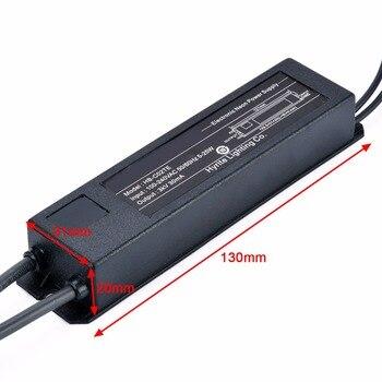Señal de luz de neón Transformador electrónico fuente de alimentación HB-C02TE 3KV 30mA 5-25W ajuste para cualquier tamaño de vidrio señal de luz de neón Mayitr